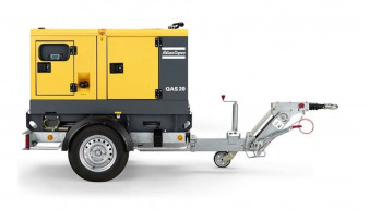 Atlas Copco QAS 20 Mobile Generators