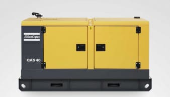 Atlas Copco Generator For Rent