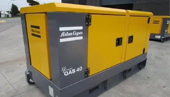 Mobile Generator For Rent