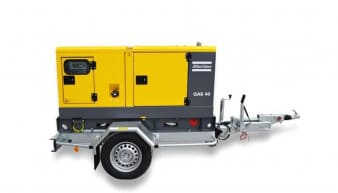 Mobile Generator For Rental