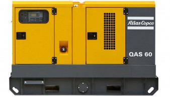 Atlas Copco QAS 60 Mobile Generators