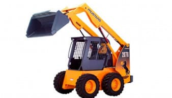 Hire Mustang SL 2076 Skid Steer Loader SL 2076