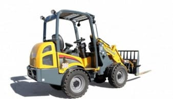 Mustang AL 306 Wheel Loader Rental AL 306