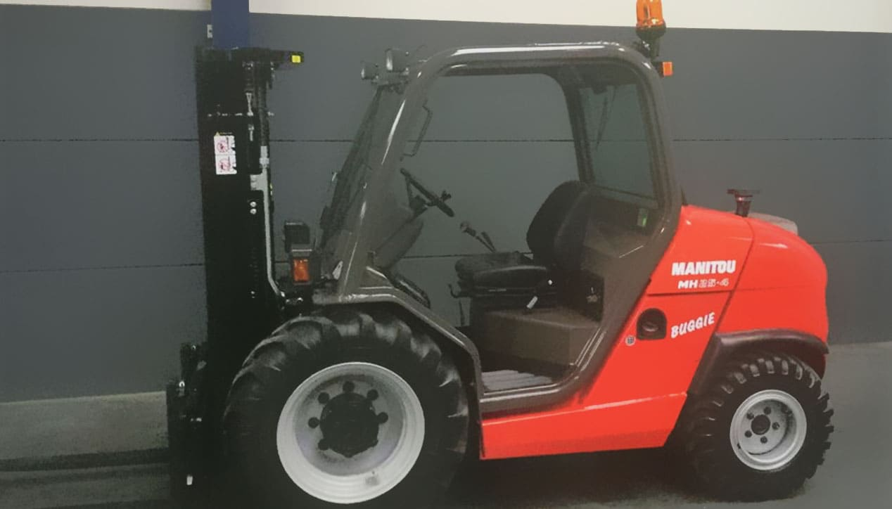 Manitou MH 25 Rough Terrain Forklift