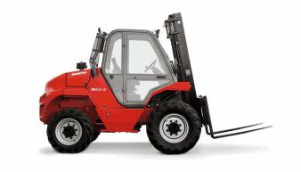 Manitou M 30.4 Rough Terrain Forklift Rental M 30-4