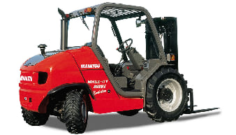 Manitou MSI 25 Masted Forklift for rent MSI 25