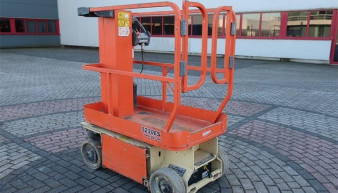 JLG 1230 ES Scissor Lift Rental