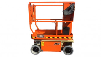 Hire JLG 1230 ES Scissor Lift
