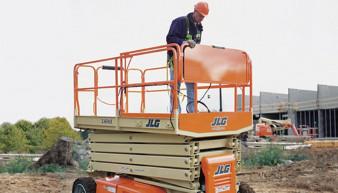 JLG 3369 LE Met Stempels Scissor Lift For Rent