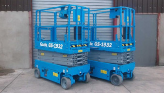 Genie GS 1932 Scissor lift Rental
