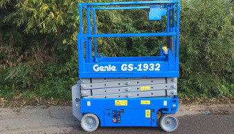 Genie GS 1932 Scissor Lift For Rent