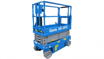 Hire Genie GS 1932 Scissor lift GS 1932 Scissor Lifts