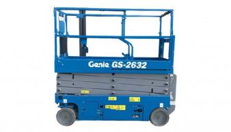 Hire Genie GS 2632 Scissor Lift GS 2632