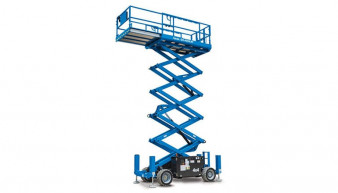 Genie 4069 RT Scissor Lift 4069 RT