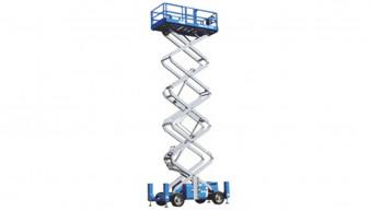 Genie 5390 RT Megadeck Scissor Lift 5390 RT Megadeck