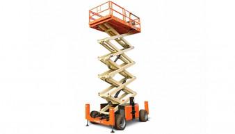 Hire JLG 530 LRT Scissor Lift