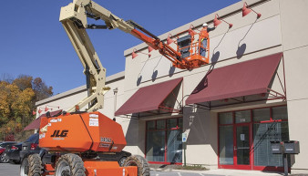 JLG 340 AJ Articulated Boom Lift For Rent