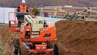 JLG 340 AJ Articulated Boom Lift