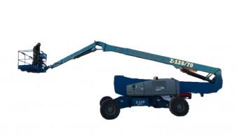 Genie Z 135/70 Articulated Boom Lift Rental Z 135/70
