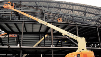 JLG 860 SJ Telescopic Boom Lifts For Rent