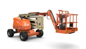 JLG 450 AJ SII Articulated Boom Lift For Rental