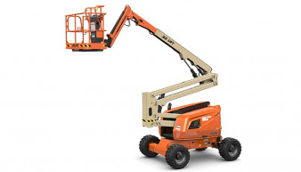 JLG 450 AJ SII Articulated Boom Lift For Hire 450 AJ SII