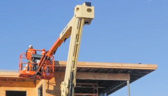 JLG 450 AJ SII Articulated Boom Lift For Rent