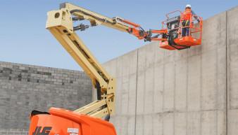 JLG 450 AJ SII Articulated Boom Lift