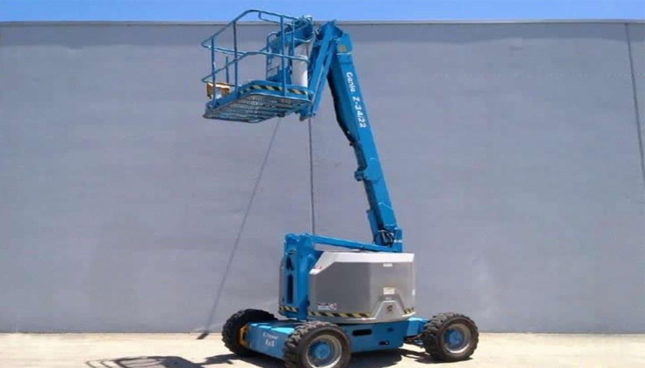 Genie Z 34/22 N Articulated Boom Lift