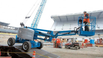 Genie Z 45/25 Jib Rt Articulated Boom Lift For Rent