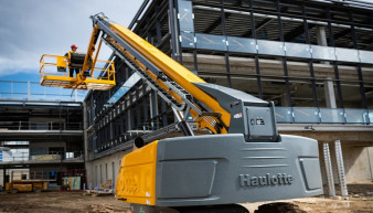Haulotte HT 23 RTJ Telescopic Boom Lifts for Rent