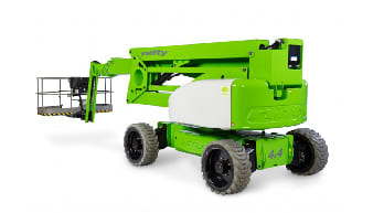 Nifty Lift HR 28 Hybride Articulated Boom Lift For Rental HR 28 Hybride