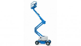 Hire Genie Z 45/25 Jib DC Articulated Boom Lift Z 45/25 Jib DC
