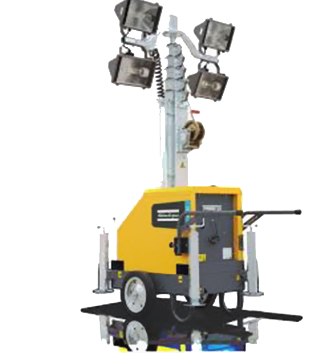Towable Light Towers | Rentaga Equipment Rentals