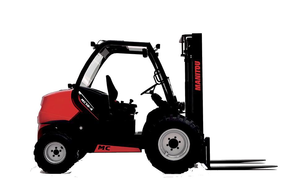Rough Terrain Forklift | Material Handlers | Rentaga