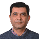 JUNAID JALAP-Mede-oprichter & CIO